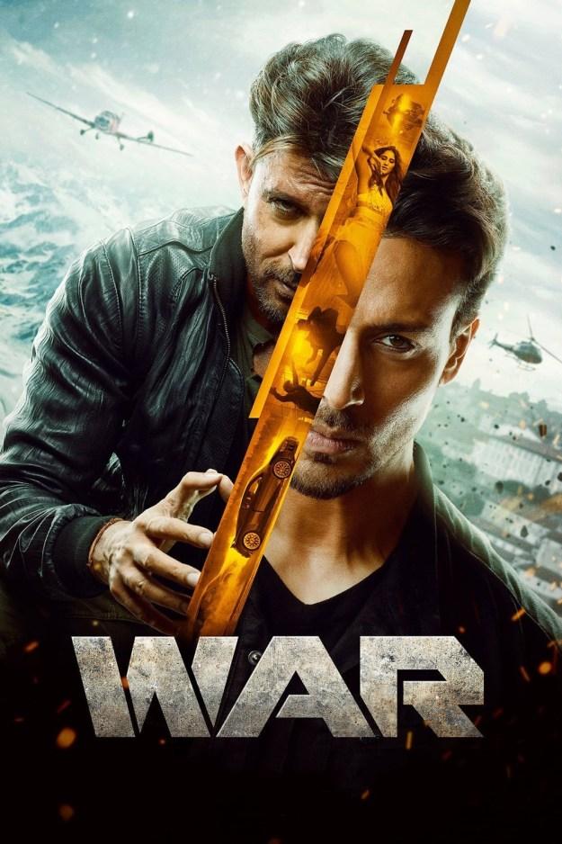 War (2019) Hindi Blu-Ray - 480P | 720P - x264 - 450MB | 1.2GB - Download & Watch Online Movie Poster - mlsbd
