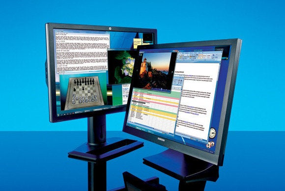 How To Set Up Two Monitors Pcworld