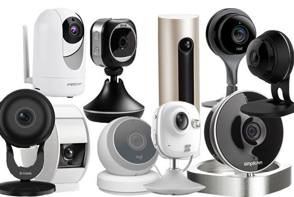Nest Wireless Home Security Systems
