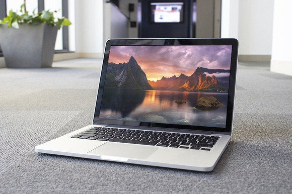 MacBook Pro with Retina Display 13