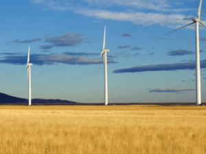 renewable energy windmills
