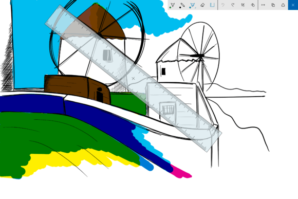 windows 10 windows ink sketchpad