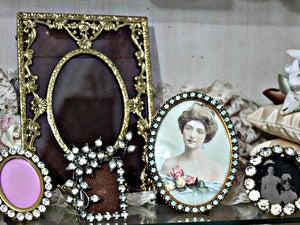 frames framework vintage photos bling antiques
