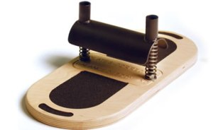 End pain.  The foot corrector lifts the arch of the foot, and improves balance and gait.