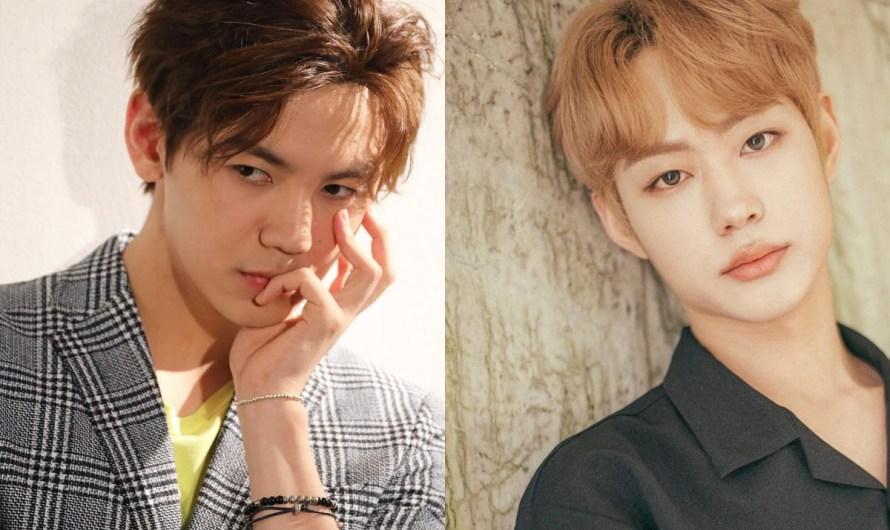 Lee Se Jin e Cheon Seung Ho do The BLK Man escalados para novo web drama BL