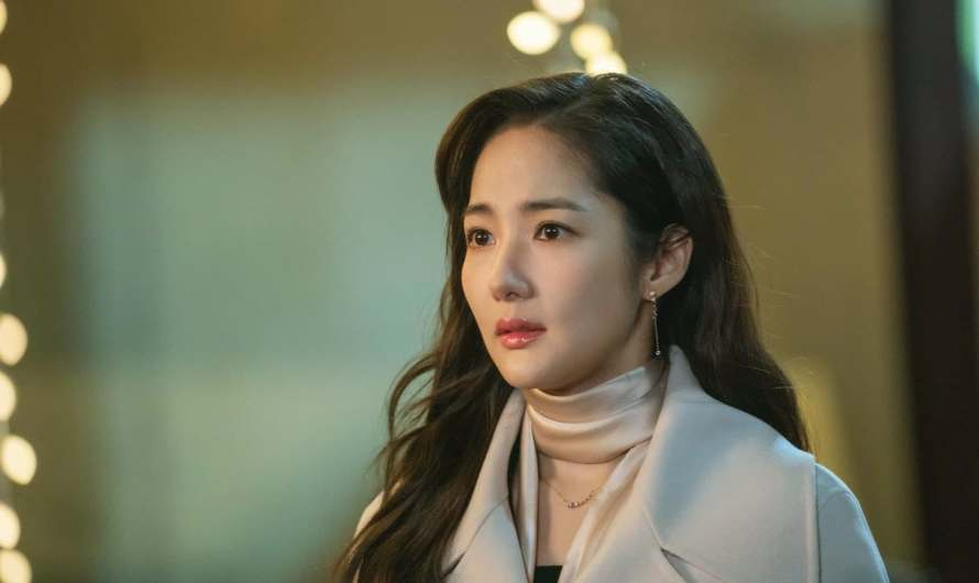 Park Min Young no papel que eu gostaria de interpretar em 'I'll Go to You When the Weather Is Nice'