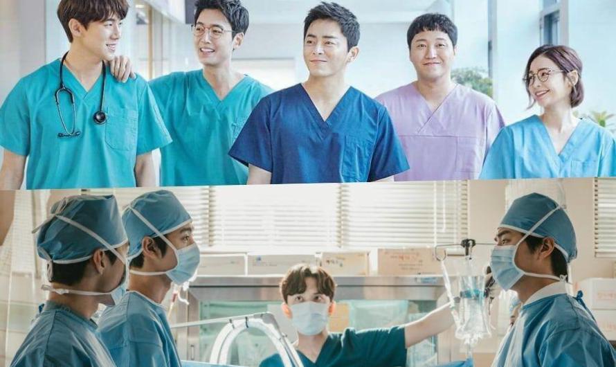 9 K-Dramas médicos que podem fazer você sonhar em se tornar médico