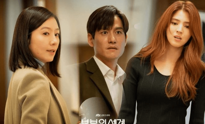 RESUMO – EPISÓDIO 15: THE WORLD OF THE MARRIED