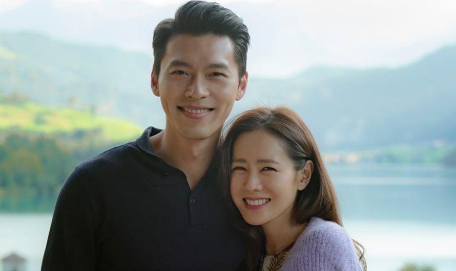 Son Ye Jin faz postagem após a notícia de seu relacionamento com Hyun Bin