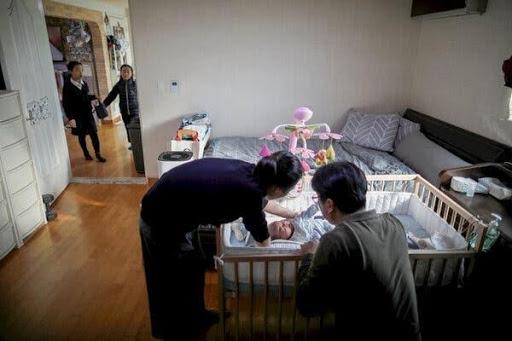Conselho de Seul a grávidas: Cozinhe, limpe e permaneça atraente