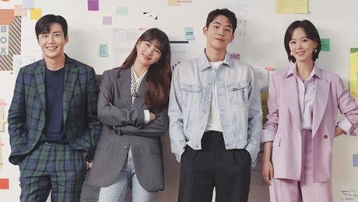 Comentários 50% do k-drama 'Apostando Alto/Start Up'