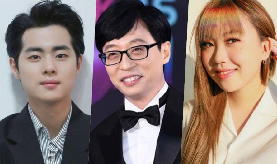 Participação de Jo Byeong Gyu no novo programa de variedades de Yoo Jae Suk pela KBS é colocado em espera e mais