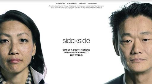 Documentário 'Side by Side' aborda as memórias de coreanos adotados
