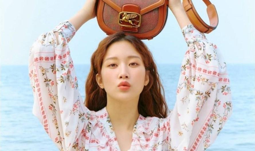 Moon Ga Young fala sobre aprender a aceitar a si mesma e seus objetivos como atriz