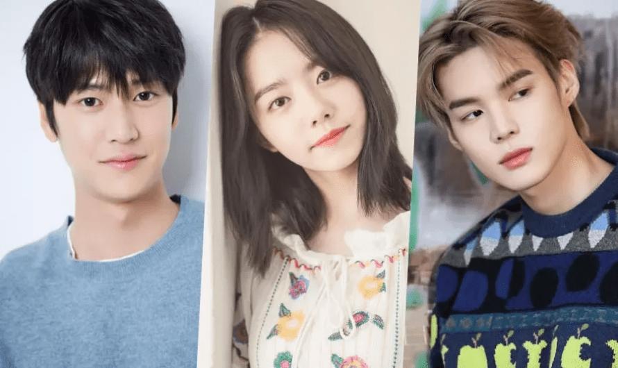 Na In Woo, Kim So Hye, Sejun do VICTON e mais irão estrelar filme baseado em um Webtoon