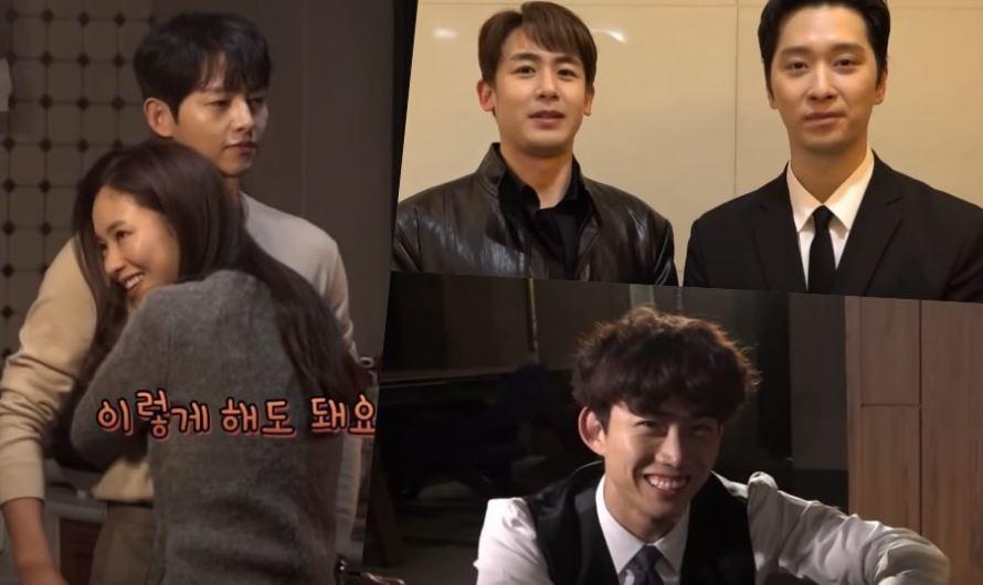 Bastiodres de 'Vincenzo': Song Joong Ki fica bobo e afetuoso com Jeon Yeo Bin