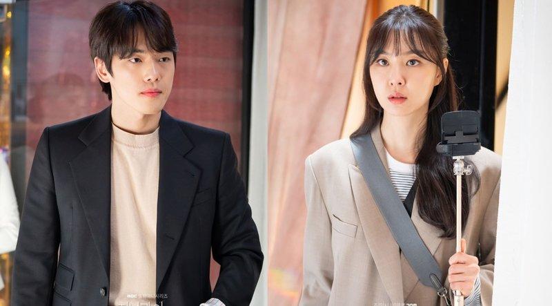 Foi reportado que Seo Ji Hye e Kim Jung Hyun estão possivelmente namorando