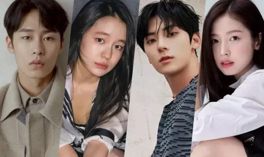 Lee Jae Wook relatado + Park Hae Eun, Minhyun do NU'EST e Arin do Oh My Girl em negociações para novo drama das irmãs Hong