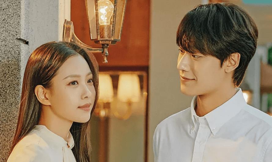 Lee Do Hyun olha calorosamente para Go Min Si em pôster para o próximo drama 'Youth Of May'