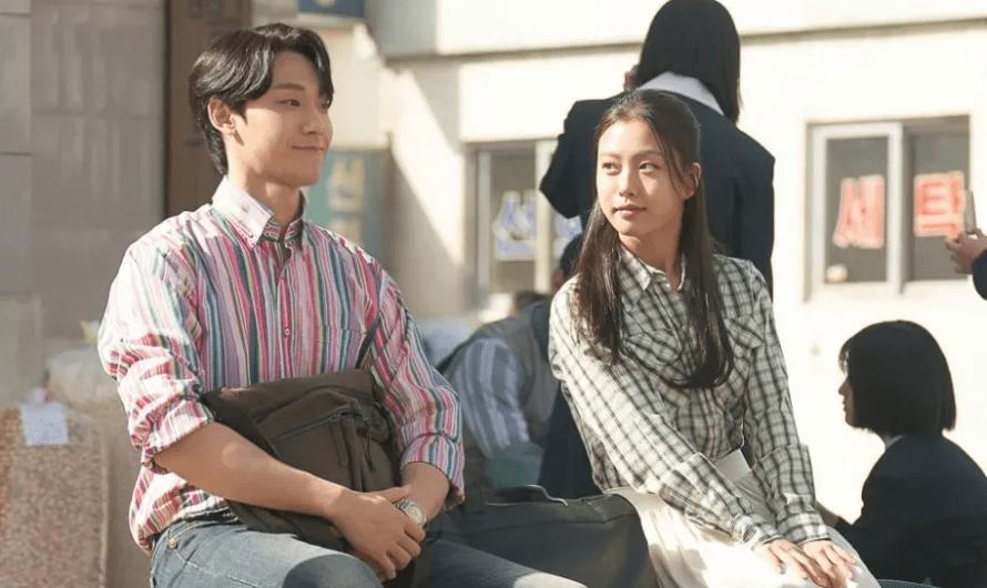 Lee Do Hyun não consegue esconder seu nervosismo no primeiro encontro com Go Min Si em 'Youth Of May'