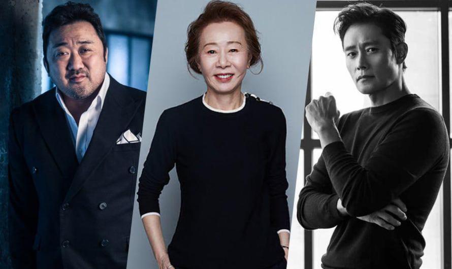 Atores coreanos que chamaram a atenção de Hollywood