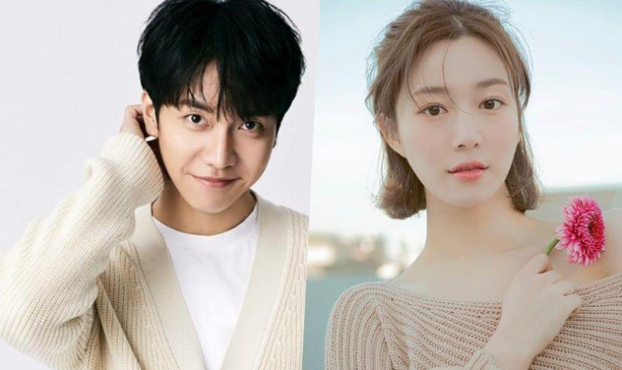 Agência de Lee Seung Gi divulga declaração sobre seu relacionamento com Lee Da In após rumores de casamento