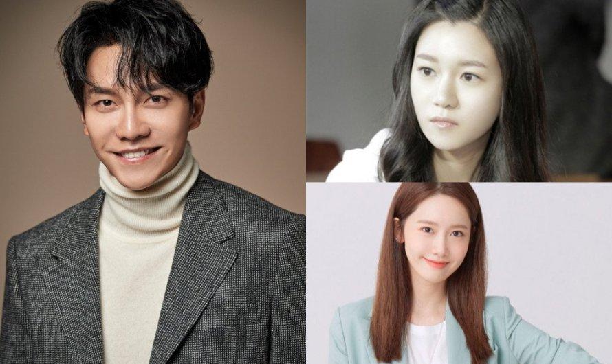Depois de notícias de namoro, os internautas dizem que o gosto de Lee Seung Gi por mulheres não mudou