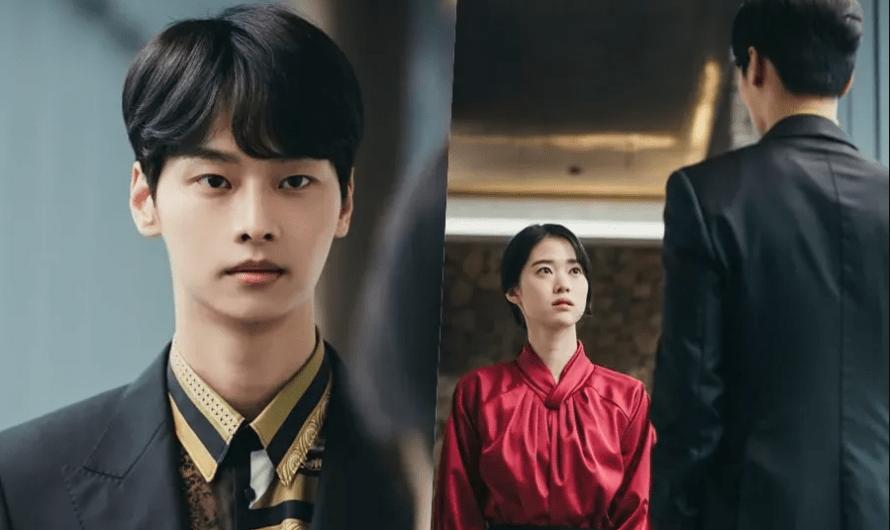 N do VIXX é um herdeiro Chaebol que começa um romance secreto com a empregada doméstica Jung Yi Seo no novo drama 'Mine'
