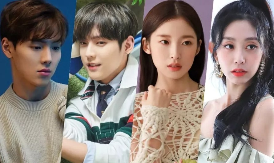 Shownu do MONSTA X, Minhyuk do BTOB, Arin do Oh My Girl, Jisoo do Lovelyz e muito mais irão estrelar série de terror