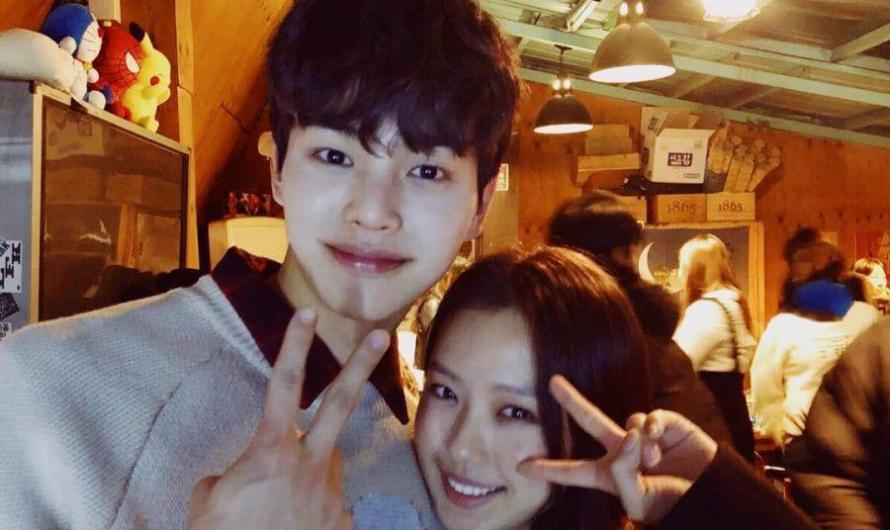 Go Min Si envia apoio caloroso para o próximo drama do ex-colega de elenco Song Kang