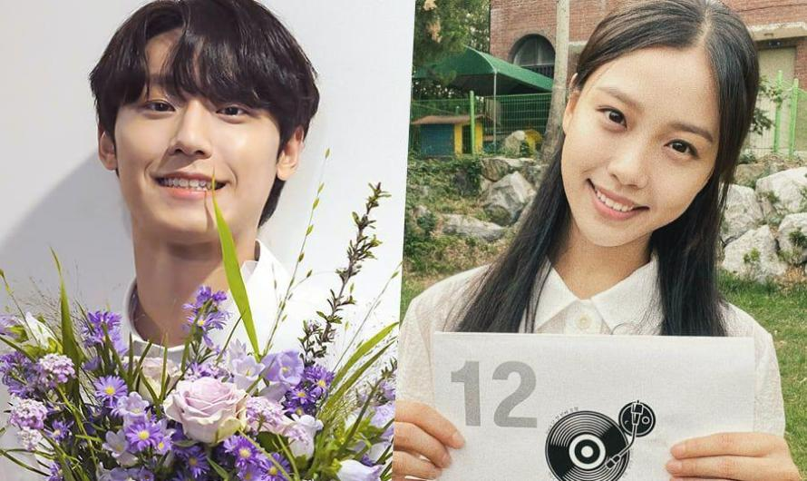Lee Do Hyun, Go Min Si e mais compartilham pensamentos antes do final de 'Youth Of May'