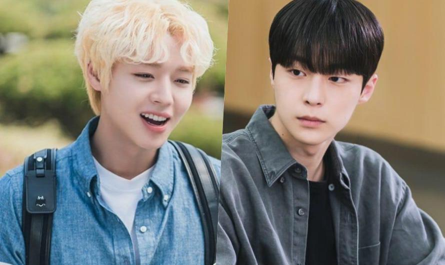Park Ji Hoon e Bae In Hyuk falam sobre sua química em 'At A Distance Spring Is Green'