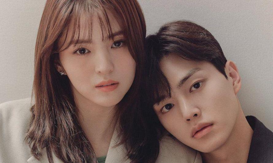 O próximo drama de Han So Hee and Song Kang 'Nevertheless', em negociações para ser parcialmente classificado como 19+