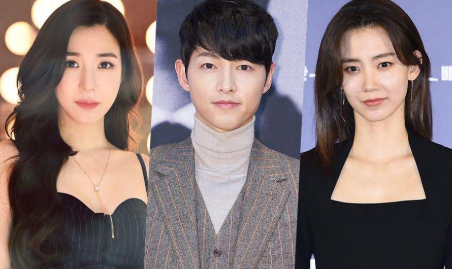 Tiffany em negociações junto com Song Joong Ki e Shin Hyun Bin para o novo drama da JTBC