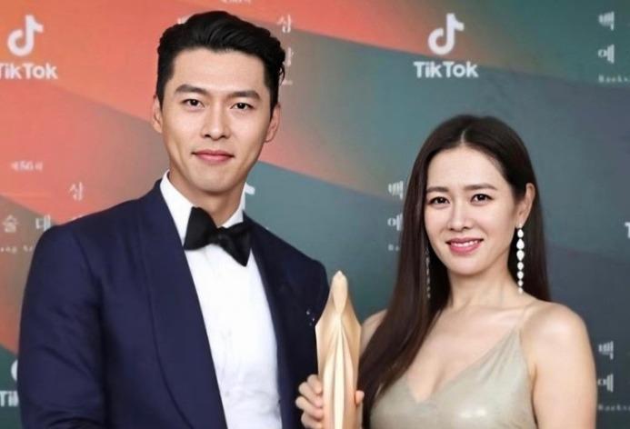 Programa de namorados: Hyun Bin e Son Ye Jin ostentam dumpling bonitos