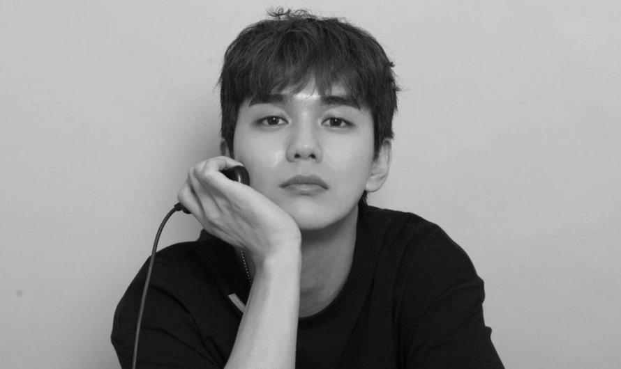 O ator Yoo Seung Ho diz que está constrangido com as mãos