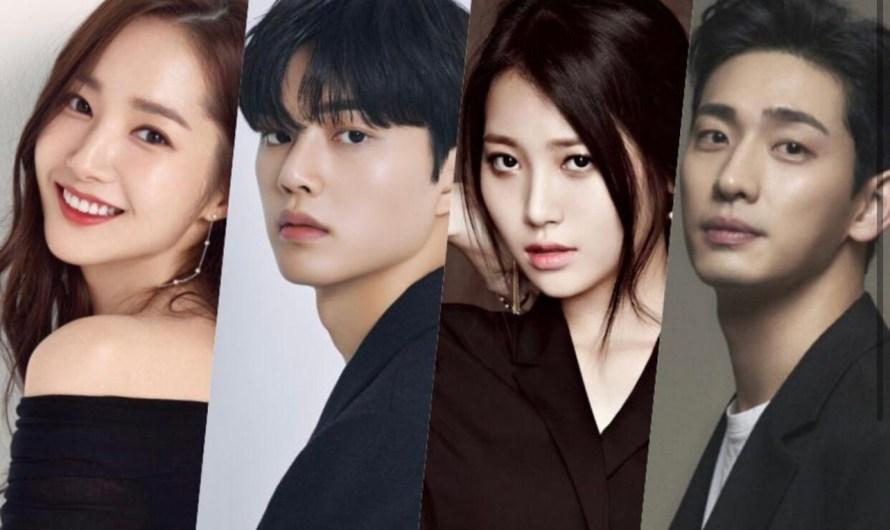 Park Min Young Song Kang, Yura e Yoon Park confirmados para novo drama de romance
