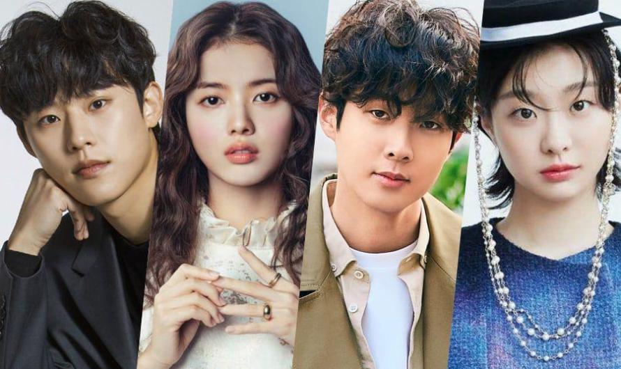 Kim Sung Cheol e Noh Jung Ui confirmaram se juntar a Choi Woo Shik e Kim Da Mi no novo Rom-Com