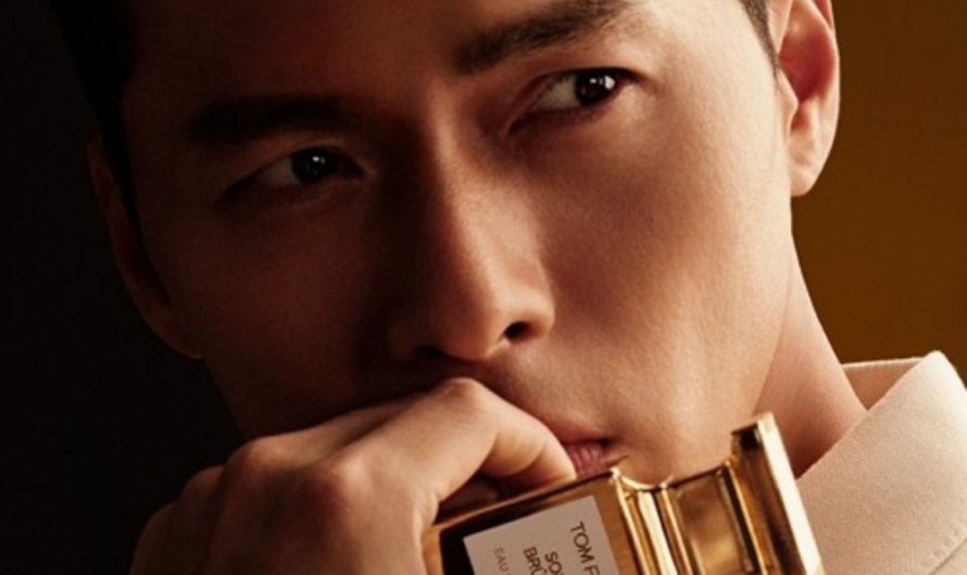 Hyun Bin oficialmente nomeado como primeiro embaixador da marca Tom Ford Beauty na Ásia-Pacífico