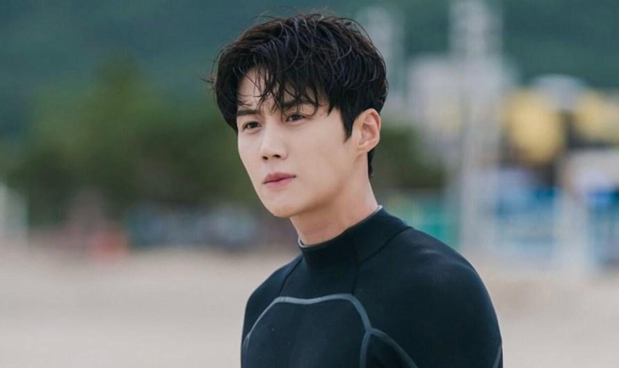 Kim Seon Ho explica por que ele foi atraído por seu personagem