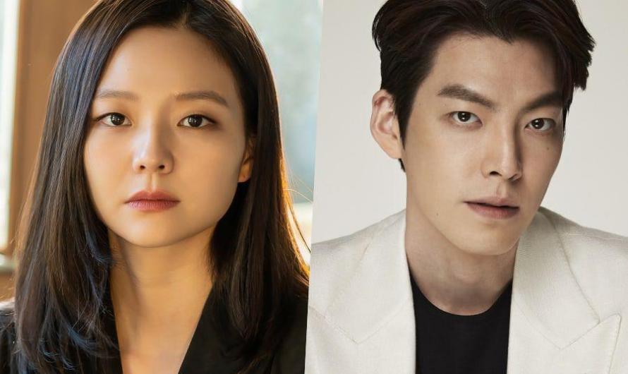Esom em negociações junto com Kim Woo Bin para um novo drama