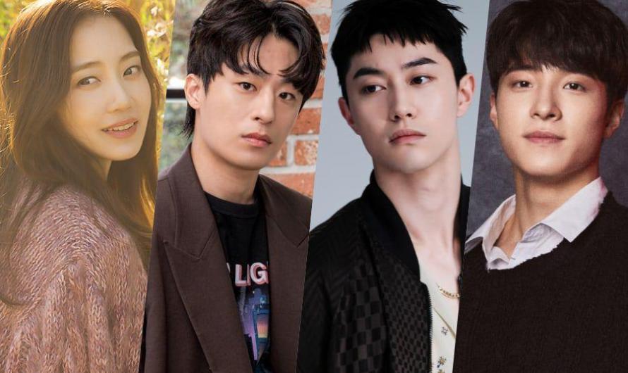 Shin Hyun Been, Goo Kyo Hwan, Kwak Dong Yeon, Nam Da Reum e mais elenco em um novo drama de terror pelo diretor de 'Train To Busan'