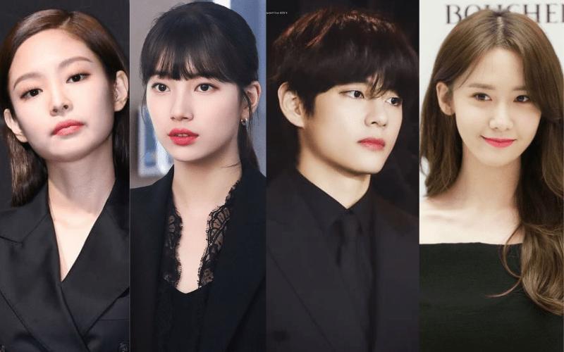 Um grande jornal de economia escolhe V, YoonA, Jennie e Suzy como os idols mais caros dos comerciais