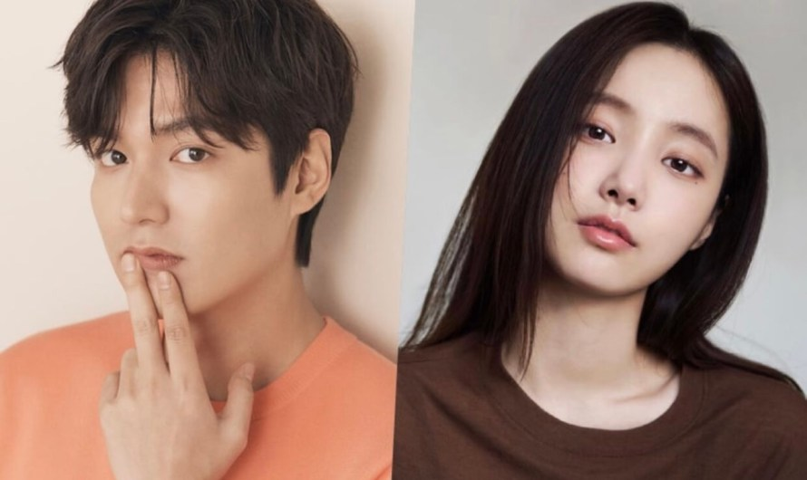 Agência de Lee Min Ho desmente boato de namoro com Yeonwoo