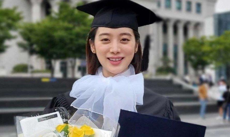Lim, ex-integrante do Wonder Girls, se formou na Universidade Hankuk de Estudos Estrangeiros