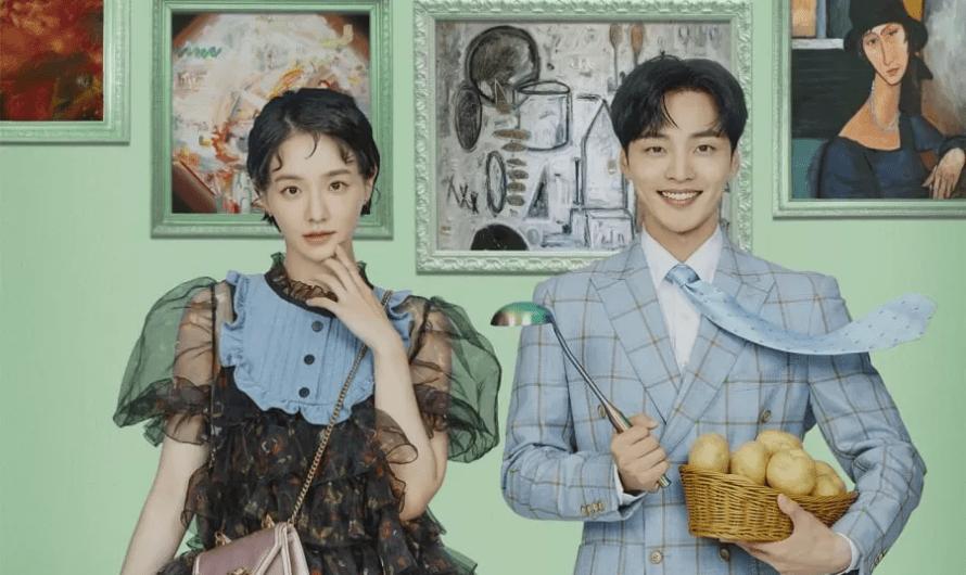 Kim Min Jae e Park Gyu Young não poderiam ser mais diferentes no novo drama