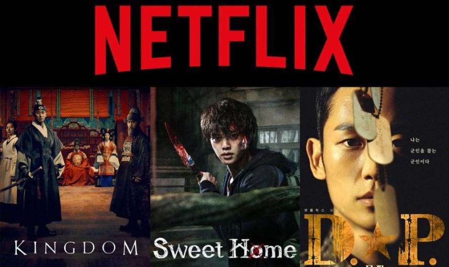 Internautas discutem o impacto que o investimento da Netflix está tendo nos gêneros dos K-drama