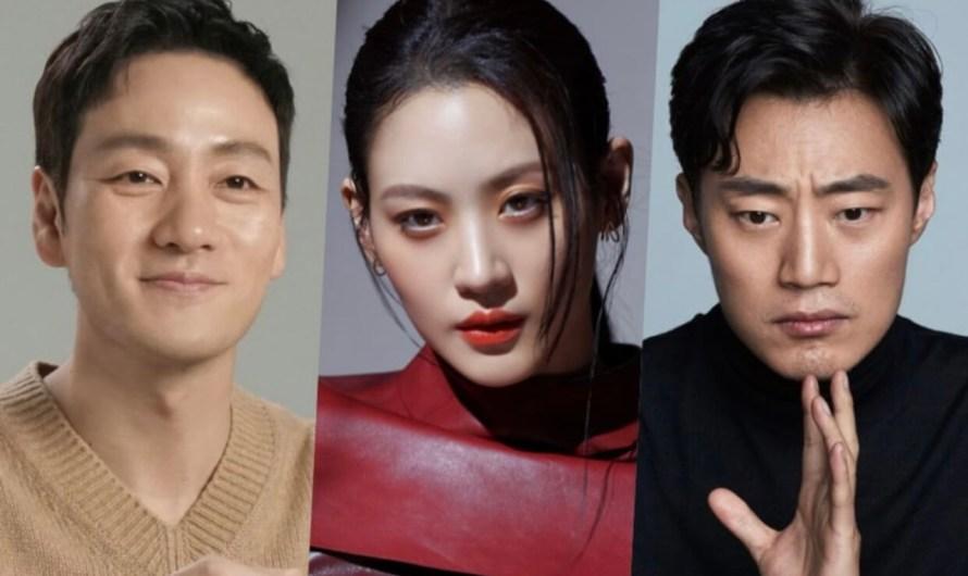 Novo drama de Park Hae Soo, Claudia Kim e Lee Hee Joon confirma data de estreia