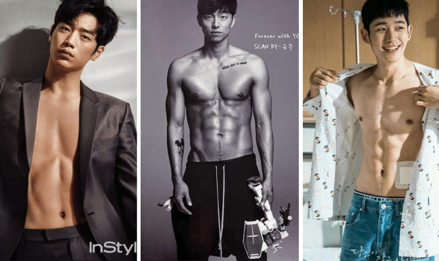 Vamos falar da sexualização dos atores asiáticos?