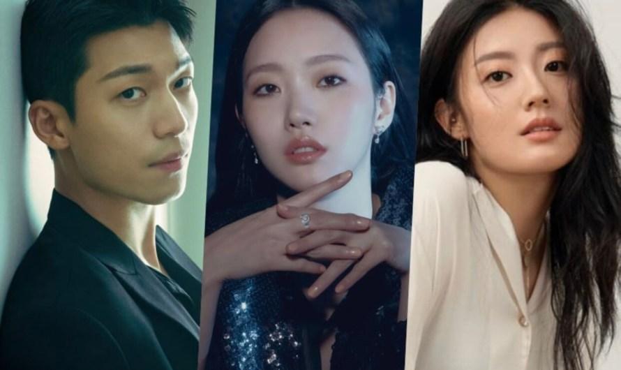 Wi Ha Joon está em negociações para um novo drama da diretora de 'Vincenzo'